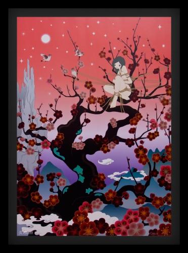 Chiho Aoshima Japanese Apricot 2