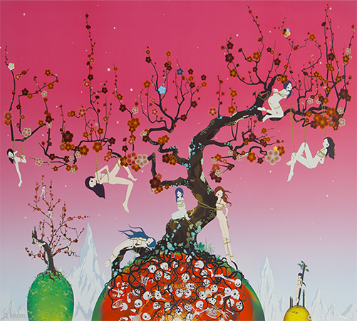 Chiho Aoshima Japanese Apricot 3