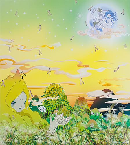 Chiho Aoshima Yuyake Chan Miss Sunset
