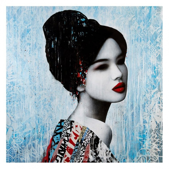 Solace Print by Hush