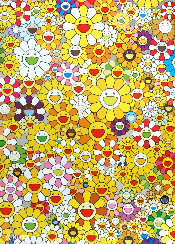 Takashi Murakami: An Homage to Mono Gold 1960