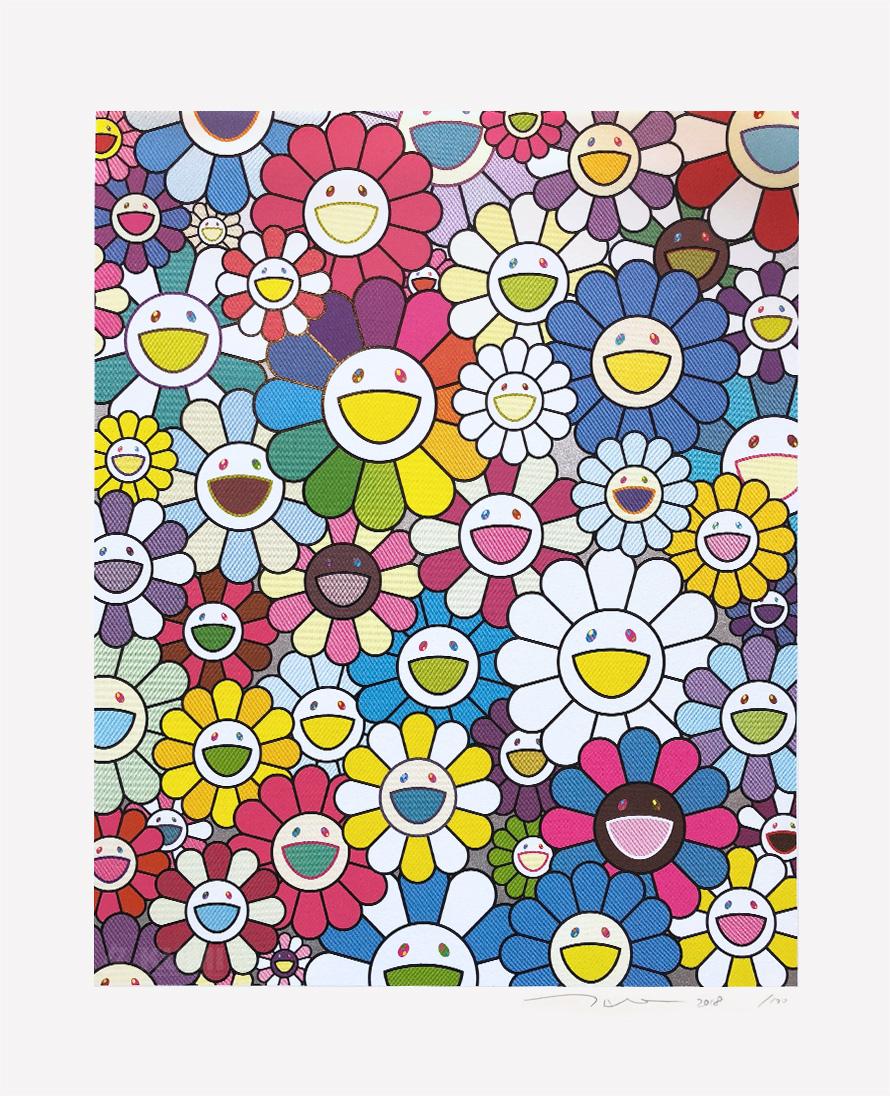Takashi Murakami. Flowers ...