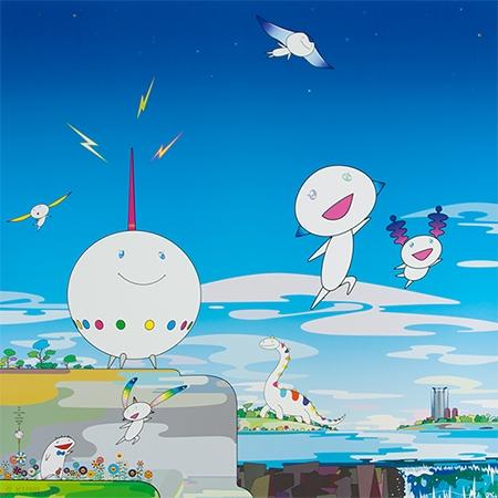 Takashi Murakami Planet 66