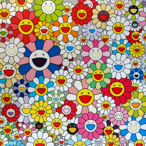 Takashi Murakami Such Cute Flowers