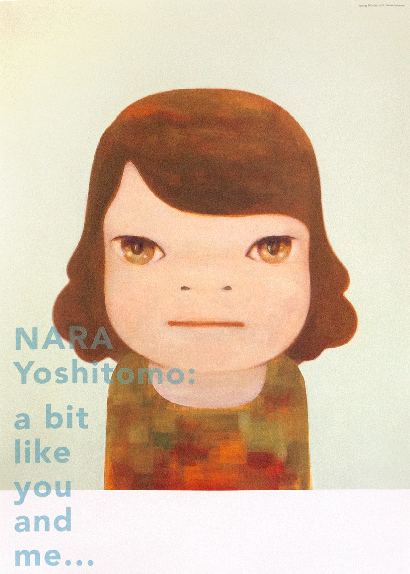 YOSHITOMO NARA Young Mother